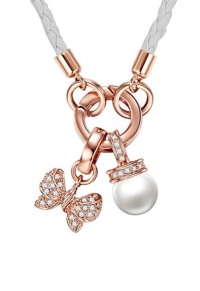 Highstreet Jewels Colier decorat cu cristale Swarovski® Femei