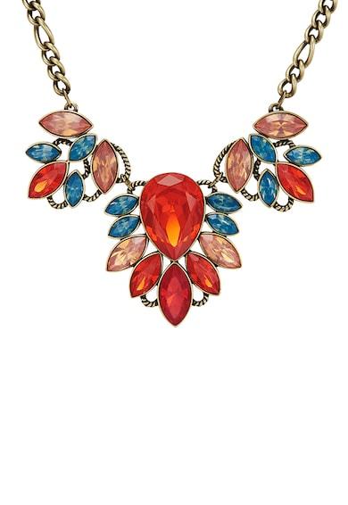 Highstreet Jewels Colier cu pietre din opal Femei