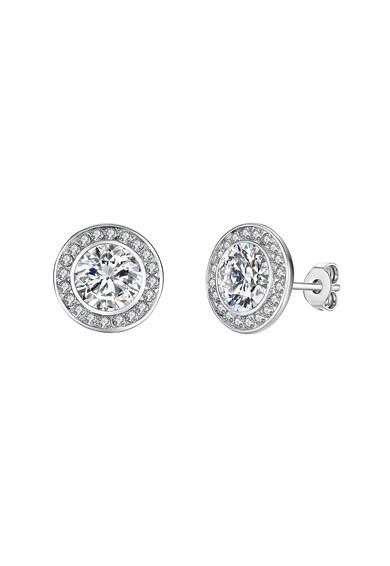 Highstreet Jewels Cercei cu tija decorati cu cristale Swarovski® Femei