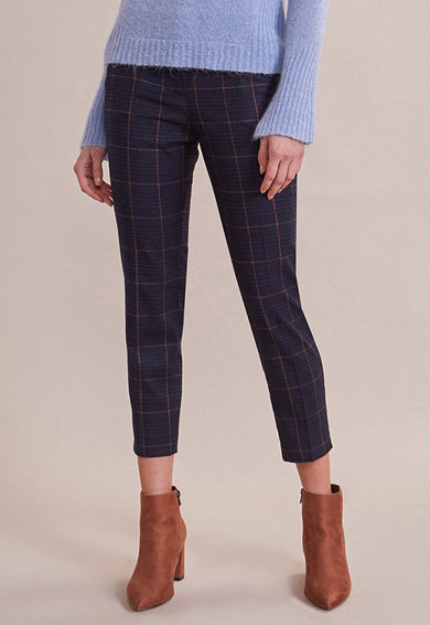Oltre Pantaloni crop conici New York Femei