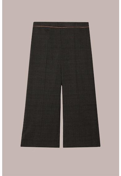Oltre Pantaloni culotte crop cu croiala ampla Femei