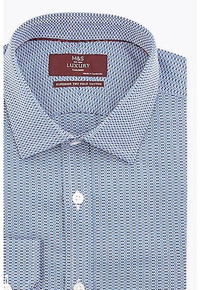 Marks & Spencer Camasa din bumbac cu maneca lunga Barbati