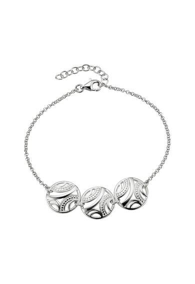 Loisir by Oxette Bratara cu talismane rotunde Femei