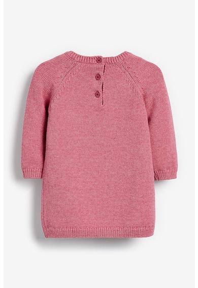 NEXT Rochie tip pulover, cu model iepure Fete