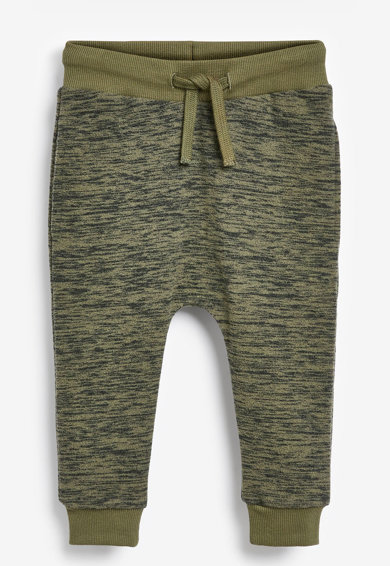 NEXT Pantaloni sport din fleece cu snur Baieti