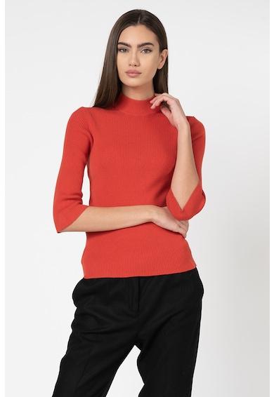 Stefanel Pulover din tricot fin cu striatii Femei