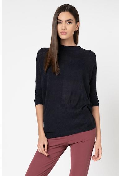Stefanel Pulover lejer din amestec de lana, tricotat fin Femei