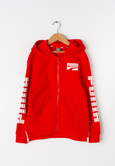 Puma Hanorac relaxed fit cu logo Rebel Fete