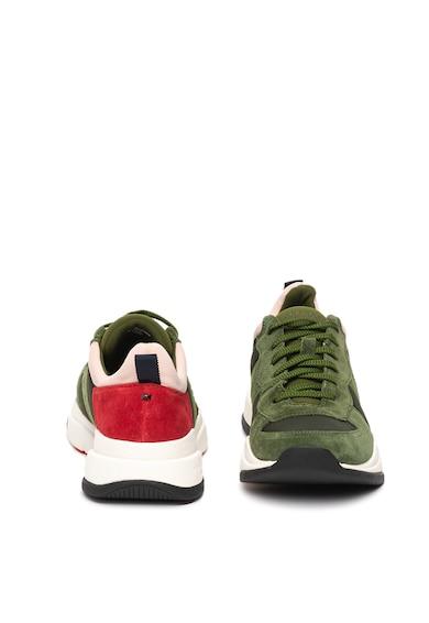 Ted Baker Pantofi sport cu model colorblock si garnituri din piele intoarsa Weverdi Femei