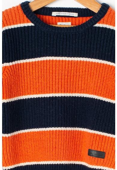 Pepe Jeans London Раиран пуловер Naoko с вълна Момчета
