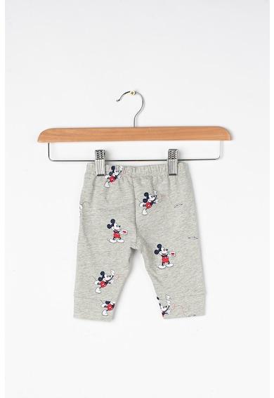GAP Pantaloni cu imprimeu Mickey Mouse Fete