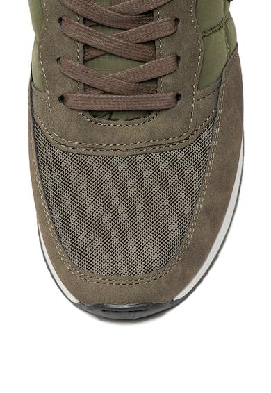 MTNG Pantofi sport cu garnituri din piele ecologica Barbati