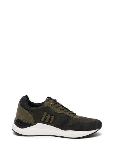 MTNG Pantofi sport cu insertii din piele ecologica Barbati