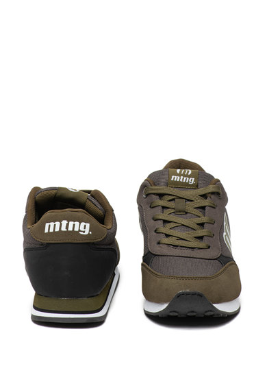 MTNG Pantofi sport cu garnituri din piele intoarsa Barbati