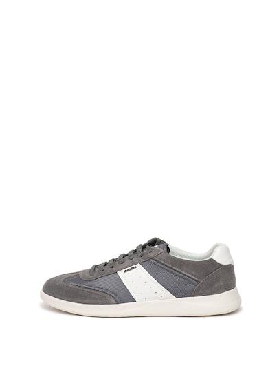 Geox Спортни обувки Kennet с велур Мъже