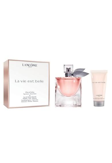Lancome Set  La Vie est Belle, Femei: Apa de Parfum, 50ml + Lotiune de corp, 50ml Femei