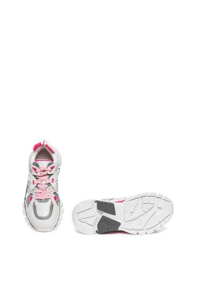 ASH Pantofi sport cu garnituri de piele nabuc Flash Femei