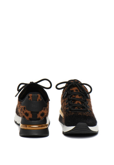ASH Pantofi sport slip-on cu aspect pufos Krush Femei