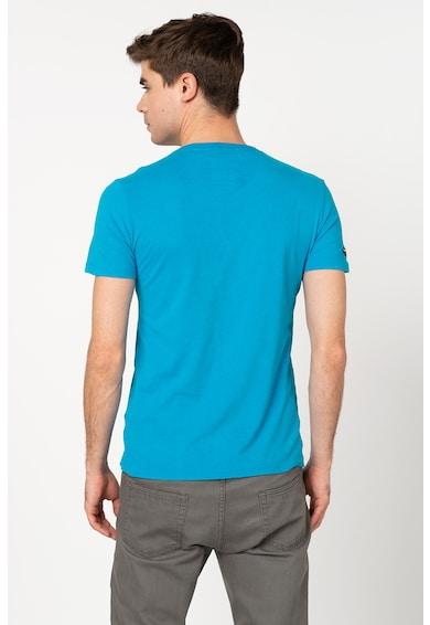 SUPERDRY Tricou cu logo cauciucat Vintage Neon Lite Barbati