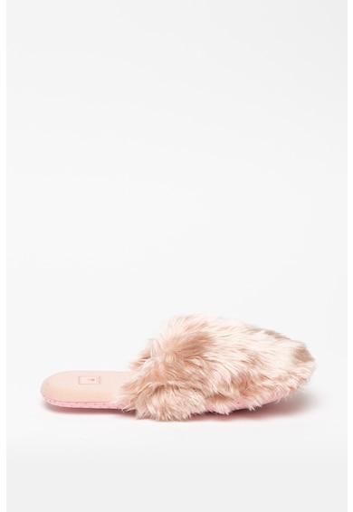 Triumph Papuci cu blana sintetica Femei
