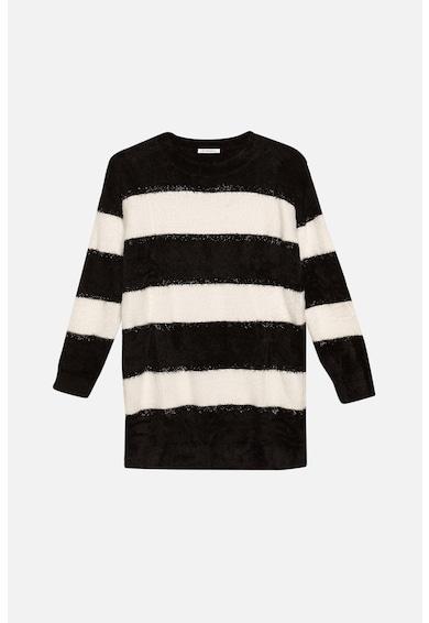 Motivi Раиран пуловер с метализирани нишки Жени