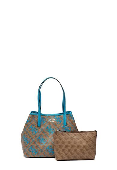 Guess Geanta shopper de piele ecologica Vikky Femei