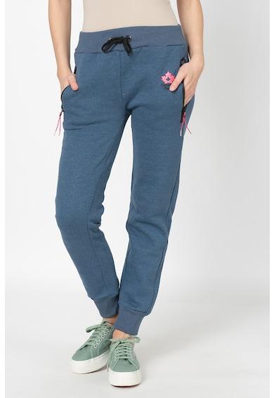 Canadian Peak Pantaloni sport cu captuseala din fleece si buzunare cu fermoar Mabiola Femei