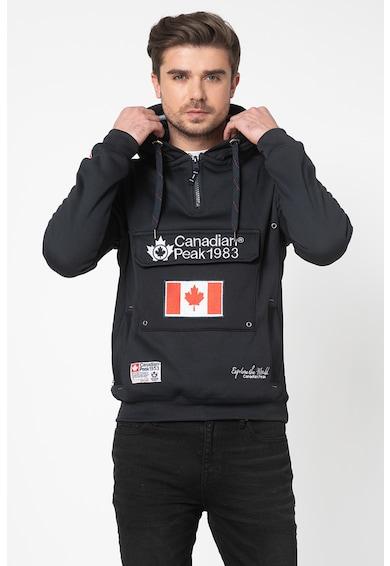 Canadian Peak Hanorac cu imprimeu logo Galapagos Barbati