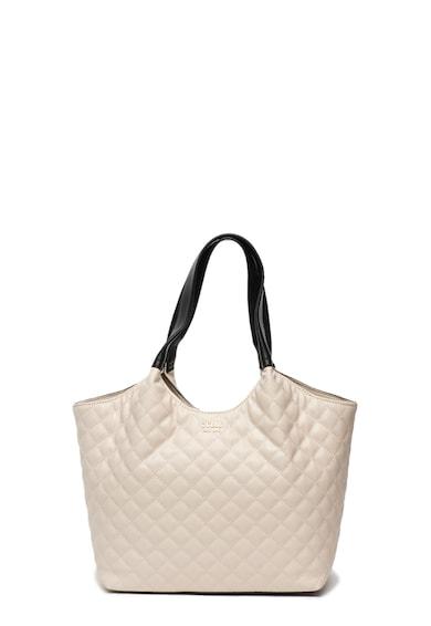 Guess Geanta shopper de piele ecologica cu aspect matlasat Miriam Femei