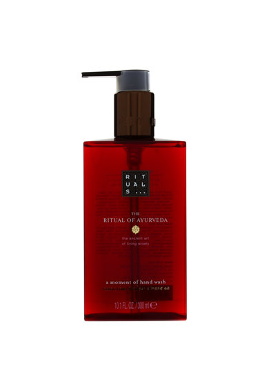 Rituals Sapun lichid  Ayurveda A Moment Of Hand Wash Indian Rose & Sweet Almond Oil, 300 ml Femei