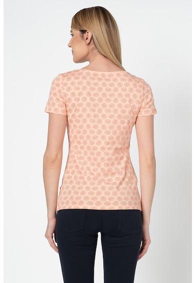 Esprit Tricou cu imprimeu floral Femei
