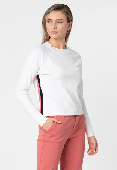 EDC by Esprit Pulover din tricot fin cu maneci raglan Femei