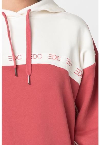 EDC by Esprit Hanorac lejer cu aspect colorblock Femei