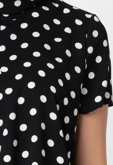 Esprit Bluza cu imprimeu cu buline Femei