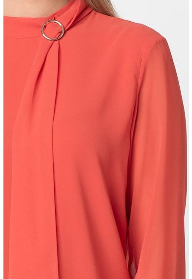 Esprit Bluza vaporoasa cu maneci semitransparente Femei