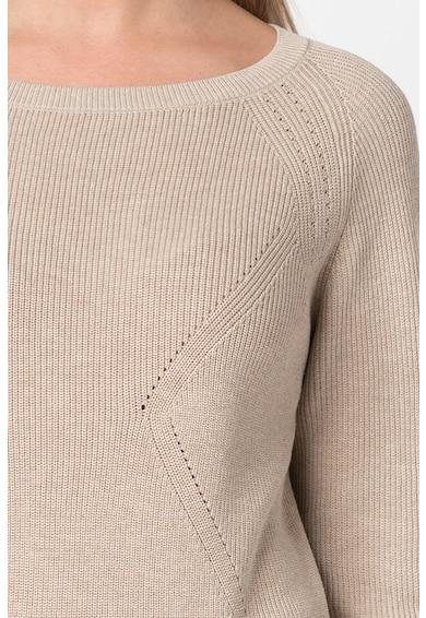Esprit Pulover cu aspect texturat si maneci raglan Femei