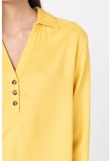 Esprit Bluza cu mansete cu nasturi Femei