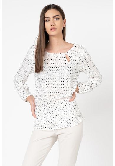 Esprit Bluza cu imprimeu grafic Femei