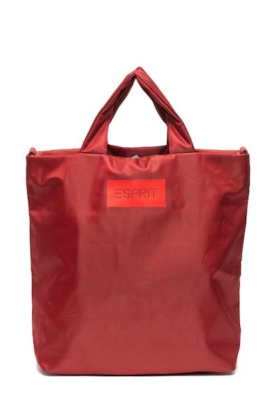Esprit Geanta shopper cu logo Femei