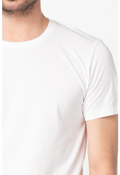 Esprit Set de tricouri din bumbac organic, 2 piese Barbati