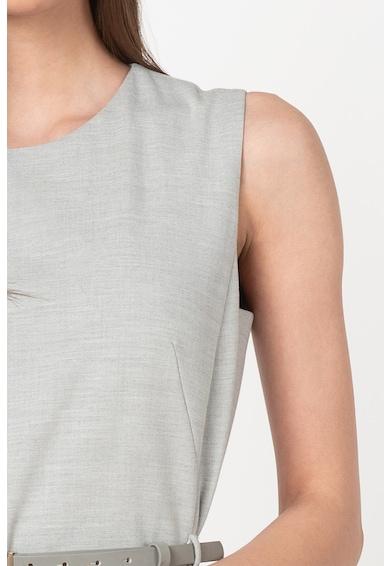 Esprit Рокля без ръкави с колан Жени