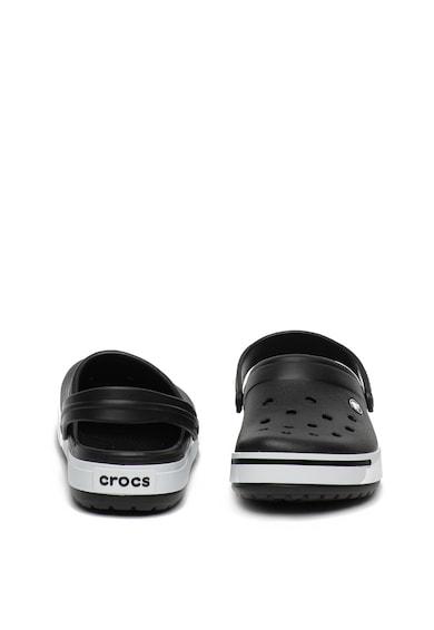 Crocs Saboti slingback unisex cu perforatii Crocband II Femei