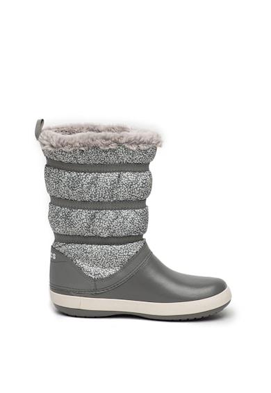 Crocs Cizme de iarna cu captuseala de blana sintetica Crocband Femei