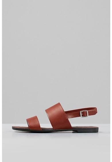 Vagabond Shoemakers Sandale de piele cu talpa plata Tia Femei