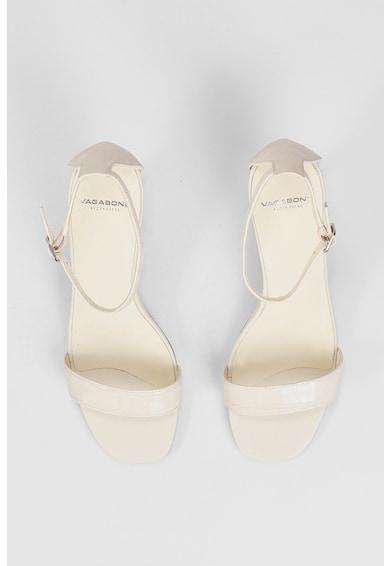 Vagabond Shoemakers Sandale de piele cu toc kitten Amanda Femei