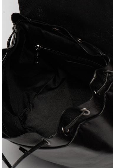 Krole Rucsac din piele cu maner din lant Femei