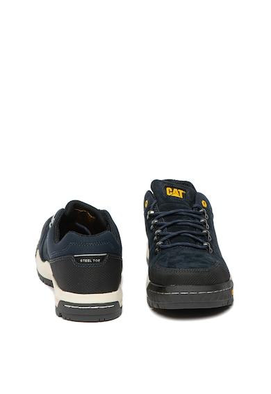 CAT Pantofi cu insertii din piele nabuc Converge Barbati