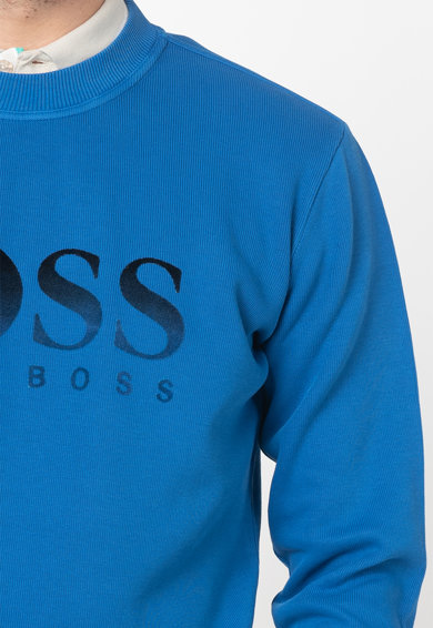 Boss Hugo Boss Bluza sport cu logo in degrade Weaver Barbati