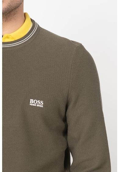 Boss Hugo Boss Pulover cu aspect texturat Ridney Barbati