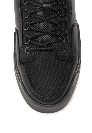 G-Star Raw Pantofi sport de piele ecologica Rackam Barbati